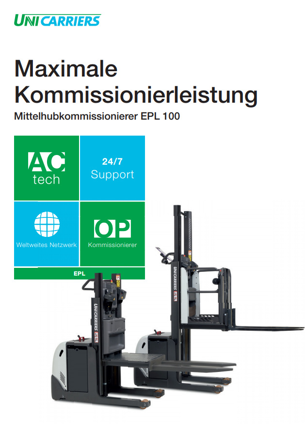 pdf picture from Maximale Kommissionierleistung