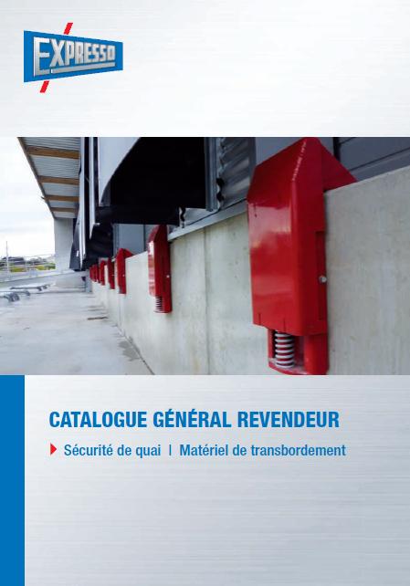 pdf picture from Catalogue produits sécurité de quai Expresso
