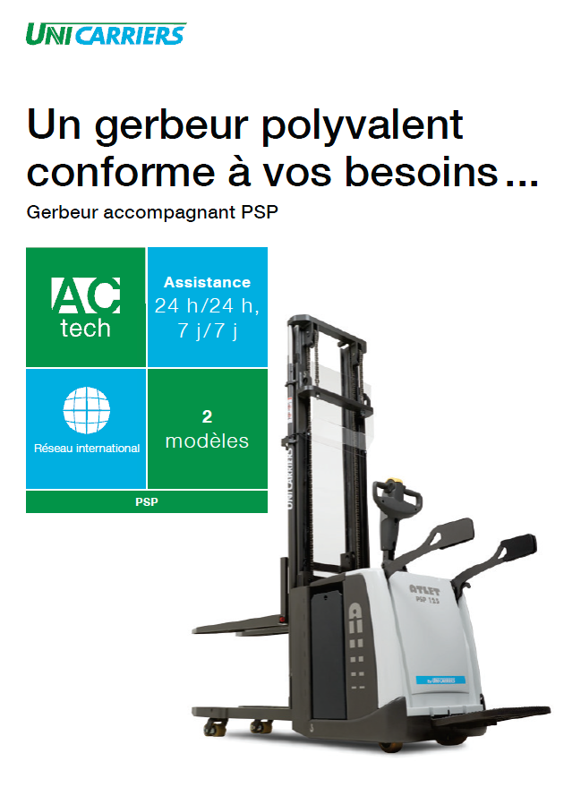 pdf picture from Brochure gerbeurs Unicarriers