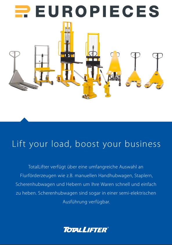 pdf picture from Katalog Handhubwagen