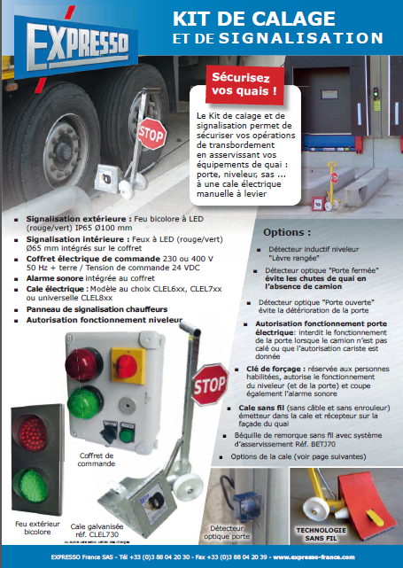 pdf picture from Kits de signalisation et de calage
